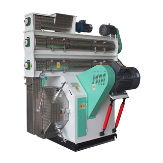 HKJ35B 3-7T/H Feed Pellet Mill