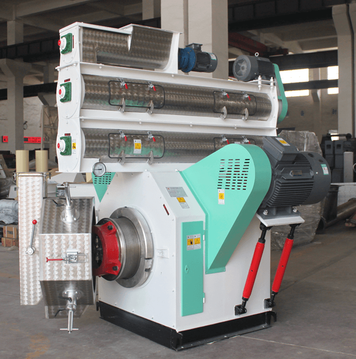 pellet feed machinery equipment